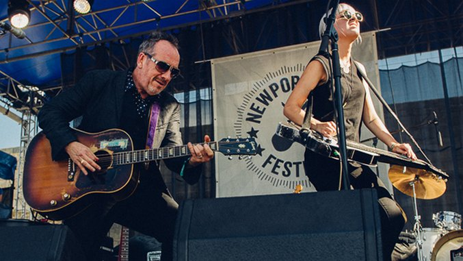 Newport Folk Festival Day Three: Photos