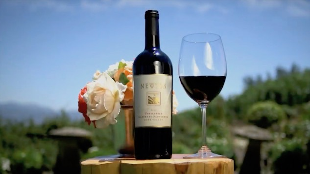 Gift-Worthy Wines: Newton Cabernet