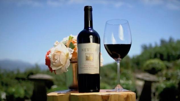 Gift-Worthy Wines: Newton Cabernet