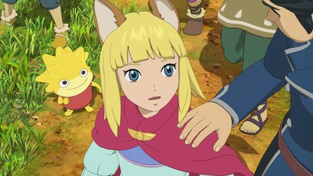does enjoying ni no kuni 2 mean i like anime now games