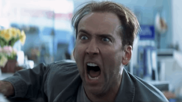 Nic Cage to Fight Aliens with His Bare Hands in <i>Jiu Jitsu</i>