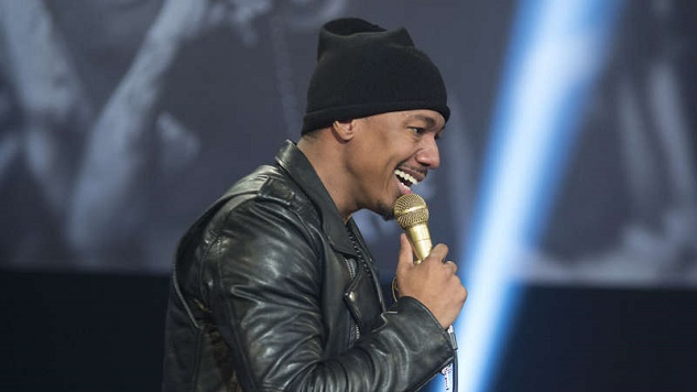 Nick Cannon's Celebrity Obscures the Comedy in <i>Stand Up, Don't Shoot</i>