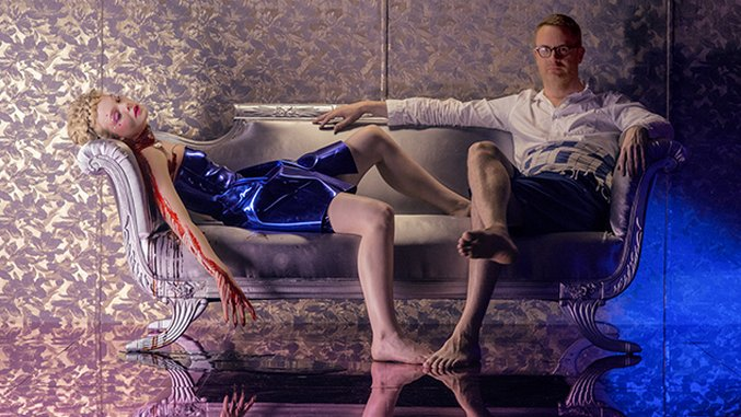 Nicolas Winding Refn and the Arrogance of Youth
