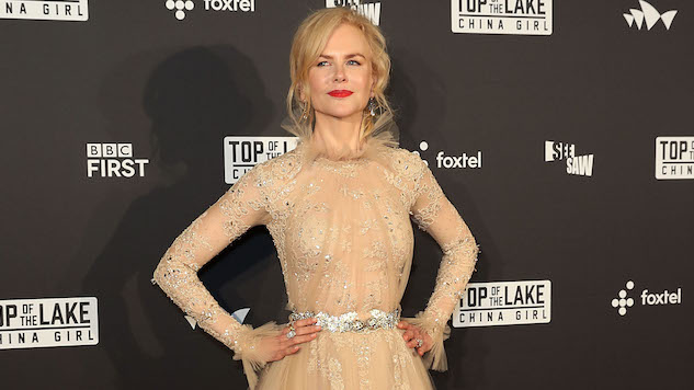 Nicole Kidman on Roles for Women: Television Is Where It's At