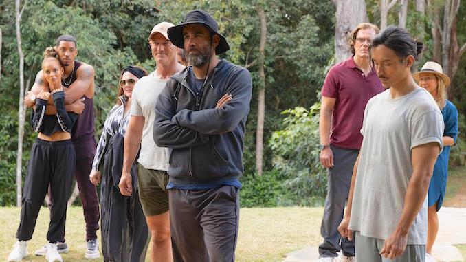 <i>Nine Perfect Strangers</i>: Nicole Kidman, Michael Shannon Shine in Hulu's Thrilling Limited Series
