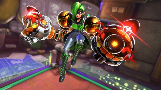 <i>Arms</i> and the Hidden Power of Story in Competitive Games