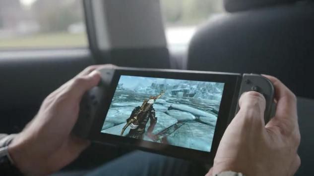 Nintendo Switch Hands-on: It Can Definitely Play Videogames