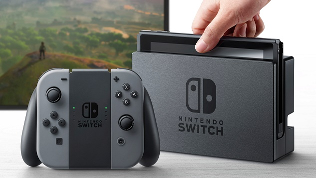 The Nintendo Switch <b>Review</b>: This is Not a Nintendo Switch <b>Review</b>