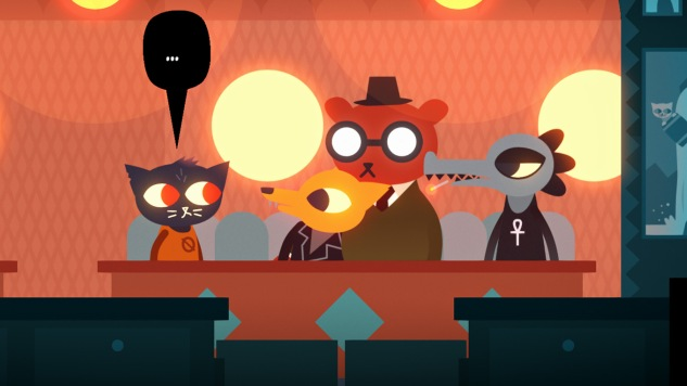 <i>Night in the Woods</i> Explores the Unsolvable Mysteries of Life