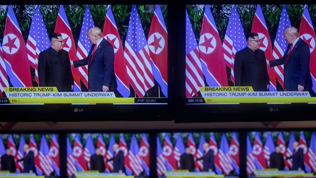 The Fight for Peace with North Korea Isn't About America