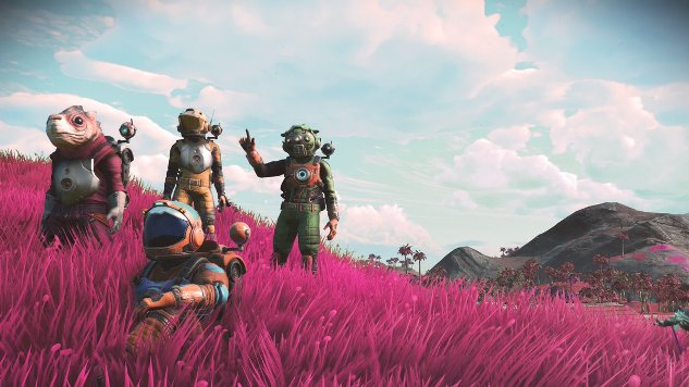 If You Like <i>No Man's Sky Next</i> You Probably Should've Liked the Original <i>No Man's Sky</i>