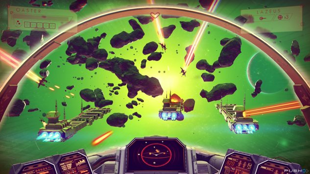 <i>No Man's Sky</i> is Almost Here, Which Means the Most Tiresome Story in Games is Finally, Mercifully About to End