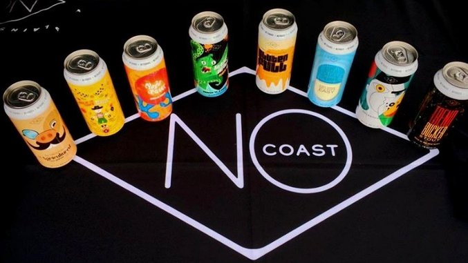 Labels We Love: NoCoast Beer Co.