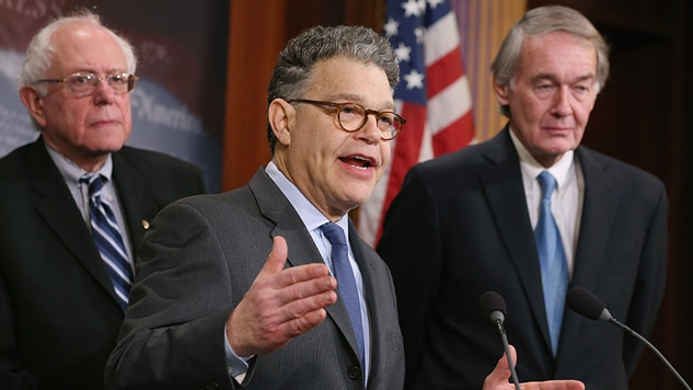 A Fifth Woman Has Accused Al Franken Of Sexual Misconduct