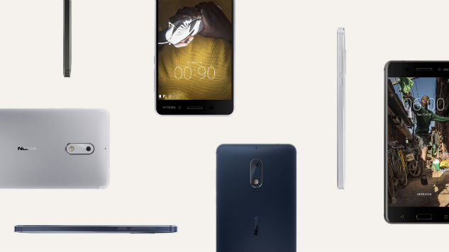 The Nokia 6 Is a Proper Relaunch of One of the Most Celebrated Smartphone Brands... Sort Of