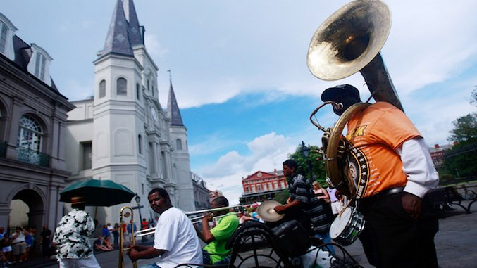 Take Five: Classic New Orleans Music Venues