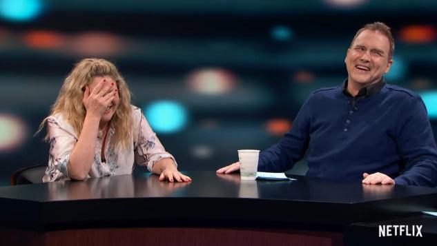 Norm Macdonald Has a Trailer for <i>Norm Macdonald has a Show</i>