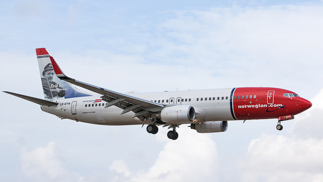 Norwegian Air's Selling $69 Flights to Europe