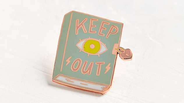 Novelty Pins for Personality-Packed Accessorizing