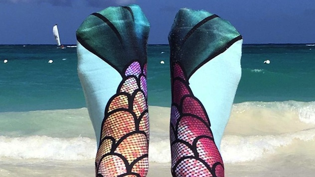 Fun Novelty Socks for Some Sneaky Personality