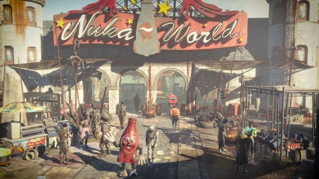 best companion to take to nuka world