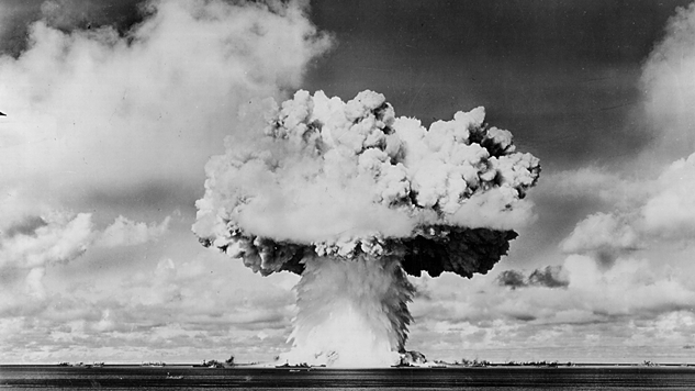 A Truck Driver Built His Own Nuclear Bomb