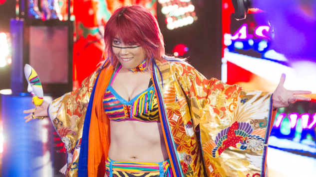 Asuka Is So Good She's Almost Ruining NXT's Women's Division