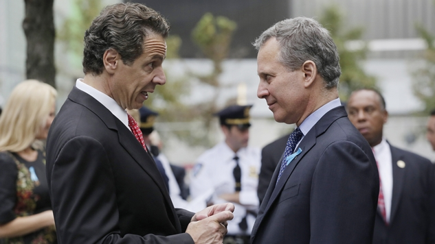 Eric Schneiderman Proves That Both Parties Have Predators, but It's Only a Deal Breaker in One