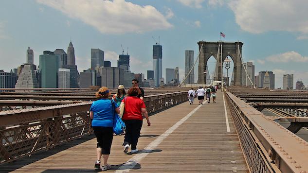 World Running Guide: Manhattan, New York