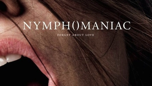 "Gallery: All 16 ""O-Face"" Posters for Lars Von Trier's <em>Nymphomaniac</em>"