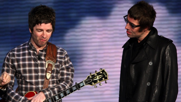 Liam and Noel are