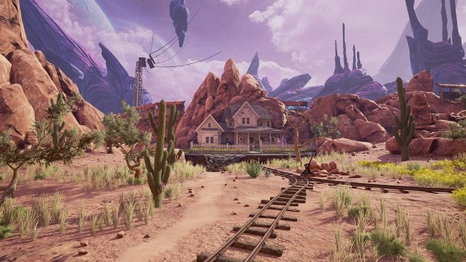 <i>Obduction</i> Trusts Us to Unlock Its Mysteries