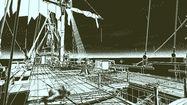 <i>Return of the Obra Dinn</i> Starkly Renders the Violence and Greed of Colonialism