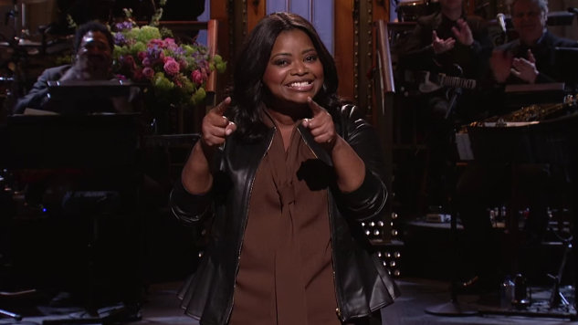 "<i>Saturday Night Live</i> Review: ""Octavia Spencer/Father John Misty"""