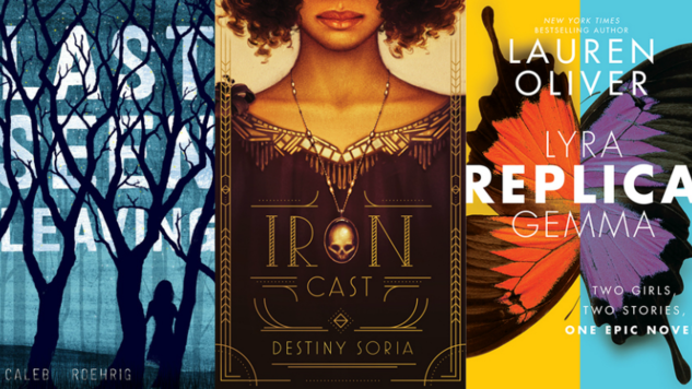 The 10 Best New Young Adult Books in October 2016