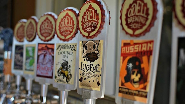 Odell Brewing Talks Cans and Keeping It Local