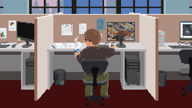 Work Sucks, But This <i>Office Management 101</i> Demo Doesn't