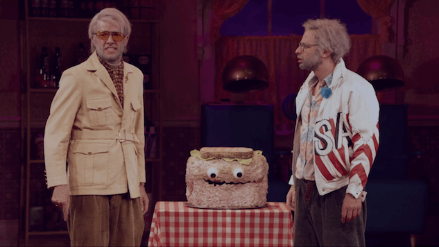 John Mulaney and Nick Kroll Talk About <i>Oh, Hello</i>