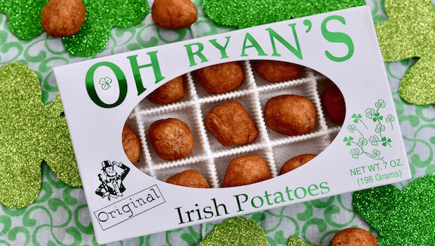 Around Philly, St. Patrick's Day = Irish Potatoes