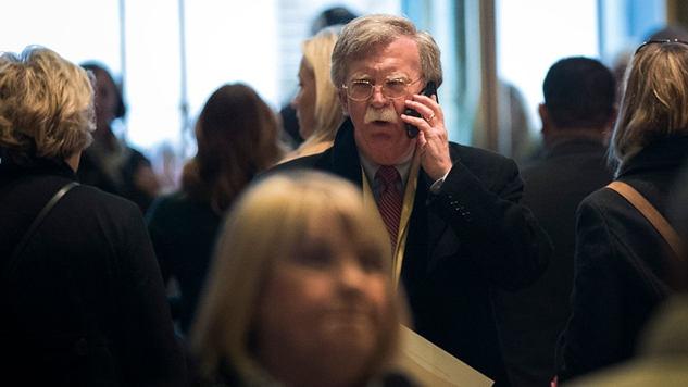 Prepare for War, America - John Bolton Is Here