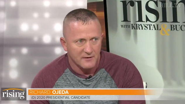 Richard Ojeda Is An Impostor and a Trump Voter, and Democrats Should