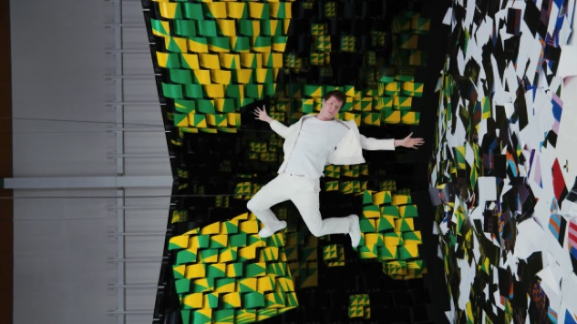 "OK Go's Video For ""Obsession"" Is a Love Affair With Paper Goods"