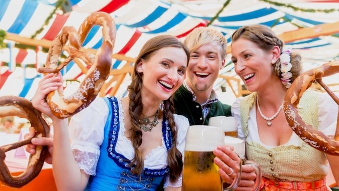 6 Oktoberfest Beers You Need to Drink Right Now