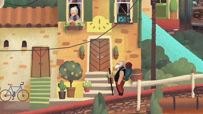 <i>Old Man's Journey</i> Is a Stroll Through the Beauty of Life