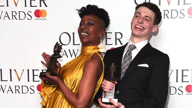 <i>Harry Potter and the Cursed Child</i> Makes History at the Olivier Awards