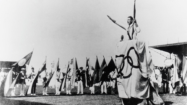 The Olympics Opening Ceremony Through the Ages