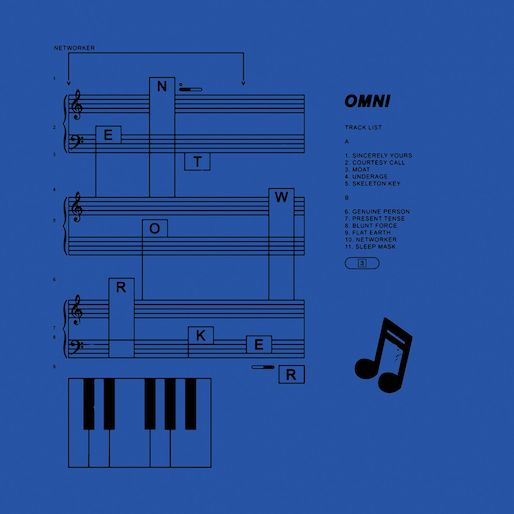 Omni Carry the Torch of &#8217;70s Post-Punk Into a Modern Setting on <i>Networker</i>