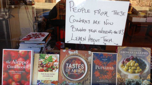 Omnivore Books Highlights Banned Countries' Cookbooks