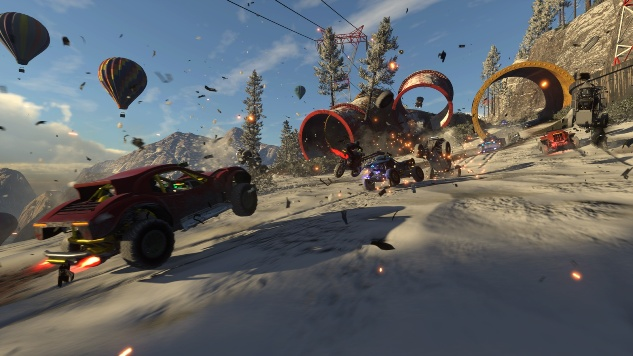It's Not a Problem if You're Not First in <i>Onrush</i>