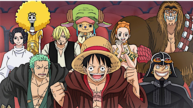 <i>One Piece Film: Gold</i>